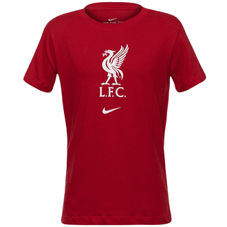 Nike Liverpool FC 2020-21 Youth Crest Tee