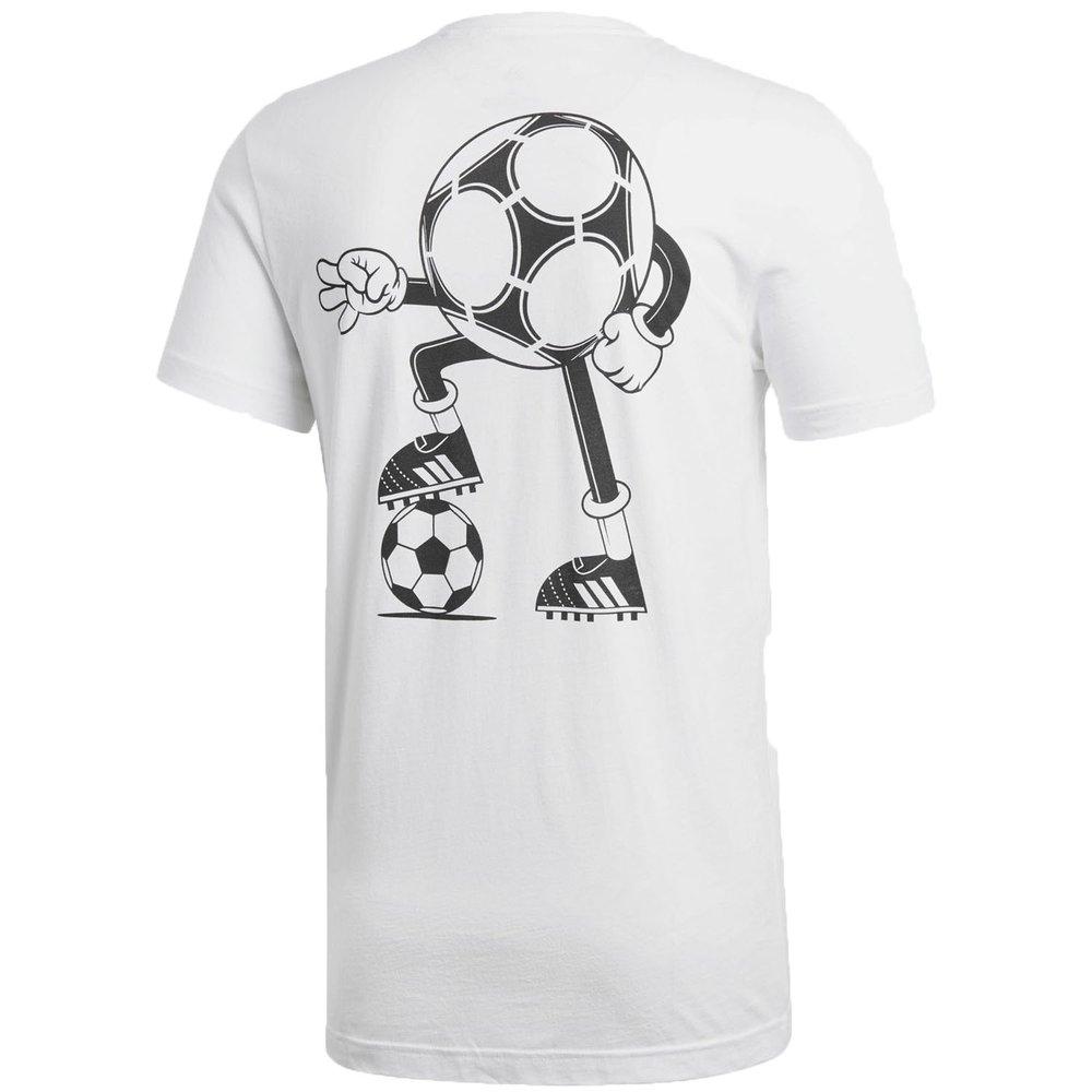 a52156e06 adidas Mascot 2018 World Cup Tee