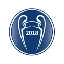 UEFA Champions League Winners 2018 Badge