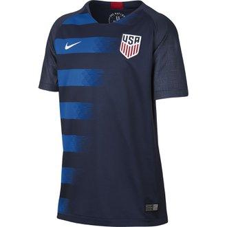 Nike United States 2018 Away Stadium Jersey