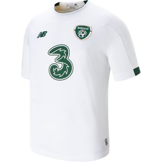 New Balance Ireland 2019-20 Away Replica Jersey