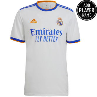 adidas Real Madrid Jersey de Local 21-22