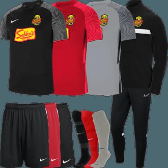 WNY Flash U13-U19 Academy Required Kit