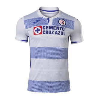 Joma Cruz Azul Jersey de Visitante 20-21 para Niños