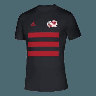 adidas 2021 Revolution 3 Stripe Tee