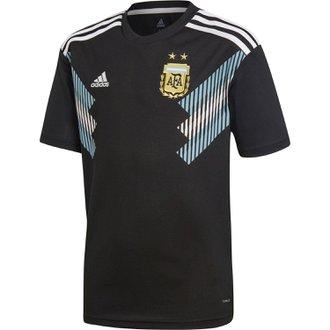 adidas Argentina Jersey de Visitante  para niños para la Copa Mundial 2018