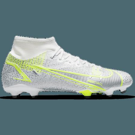 Nike Superfly 8 Academy FG MG - Silver Safari