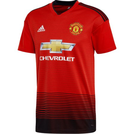 adidas Manchester United Home 2018-19 Replica Jersey