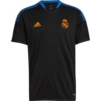 adidas 2021-22 Real Madrid Tiro Training Jersey