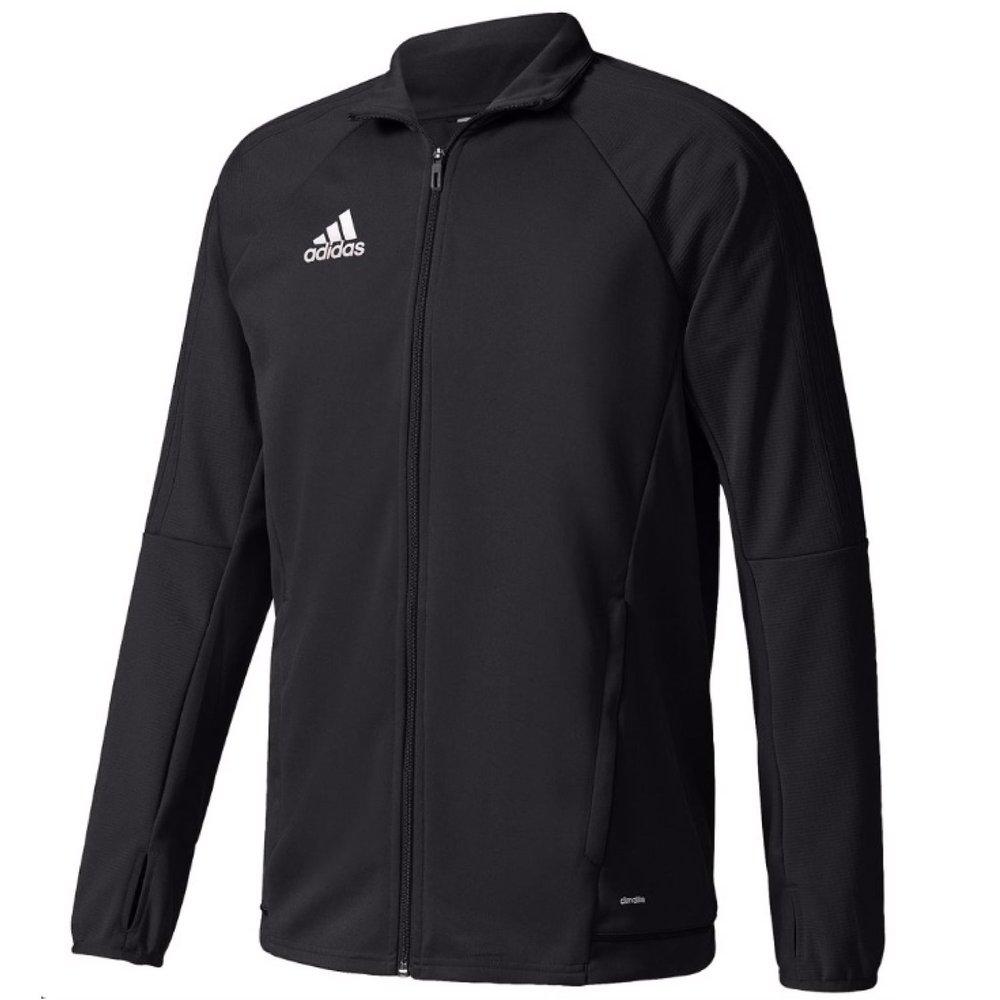257608dd4 adidas Tiro 17 Training Jacket | WeGotSoccer