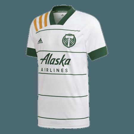 adidas Portland Timbers Playera de Visitante 2021-22