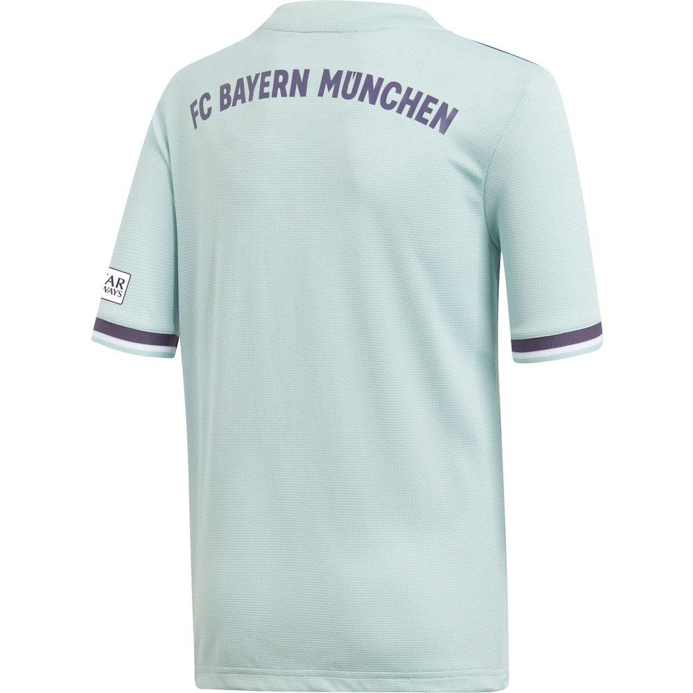 cheap for discount bdb46 9d54f adidas Bayern Munich Youth Away 2018-19 Replica Jersey ...