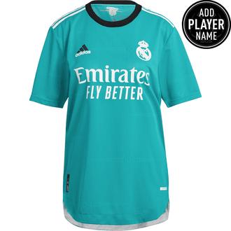 adidas Real Madrid 2021-22 Men