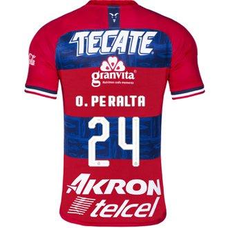 Puma Chivas Peralta Jersey de Visitante 19-20