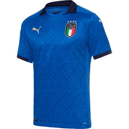 Puma Italy 2020 Home Men's Stadium Jersey