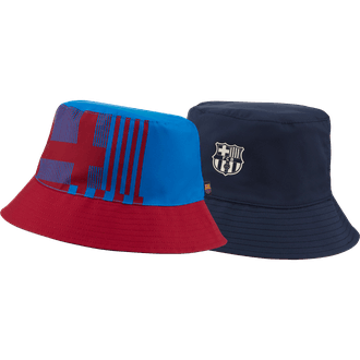 Nike FC Barcelona Sombrero de Pescador Reversible 21-22