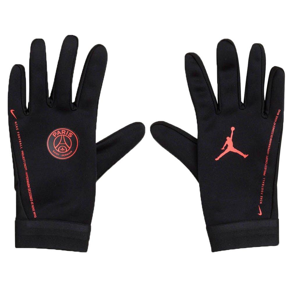 es bonito Ese Saco  Nike PSG Jordan Academy Hyperwarm Gloves | WeGotSoccer