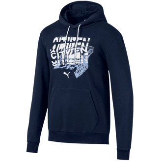 Puma Manchester City Graphic Hoody