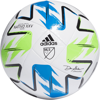 Adidas MLS Nativo XXV Training Ball