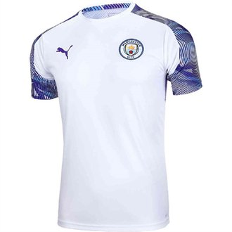 Puma 2019-20 Manchester City Training Jersey