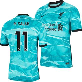 Nike Liverpool Away Salah 2020-21 Replica Jersey