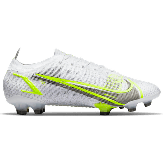 Nike Football Vapor 14 Elite FG - Silver Safari