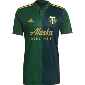 adidas Portland Timbers Playera de Local 2021-22