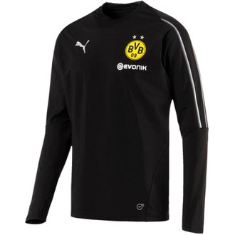 Puma BVB Dortmund Training Sweat Top