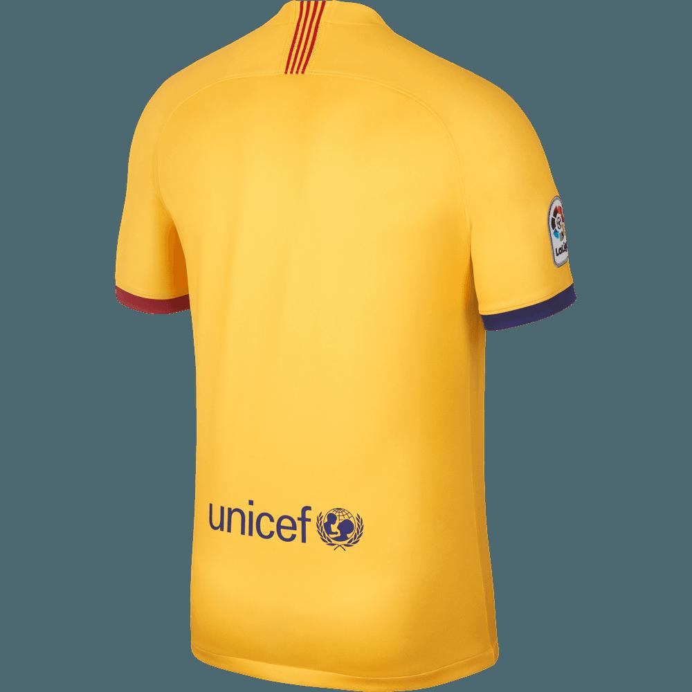 Nike Fc Barcelona 2019 20 Away Stadium Jersey Wegotsoccer Com