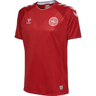 Hummel Denmark Home World Cup 2018 Jersey