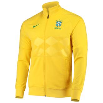 Nike 2020 Brazil I96 Anthem Track Jacket