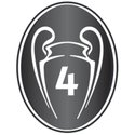 UEFA Champions League Badge of Honour 4