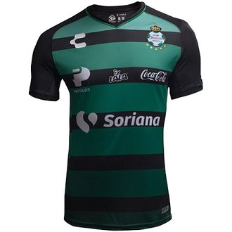 Charly Santos Jersey Visitante 2018-2019