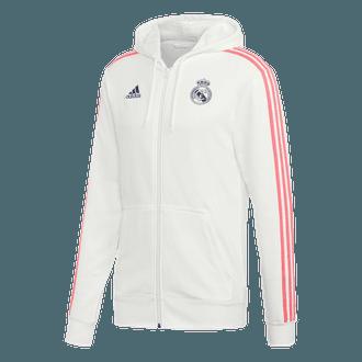 Adidas Real Madrid 2020-21 Hoodie