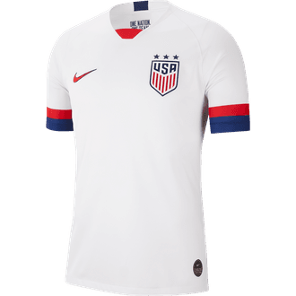 Nike USA 2019 Jersey de Estadio de Local