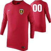 Black Watch Red GK Jersey