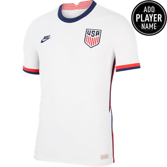 Nike USA Jersey Autentica de Local 2020