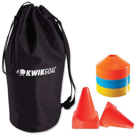 Kwik Goal Cone and Carry Package