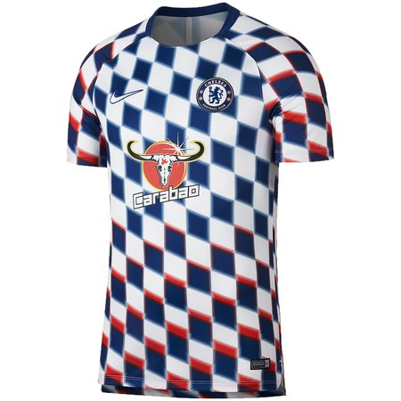 Nike Chelsea Short Sleeve Dry Squad Top