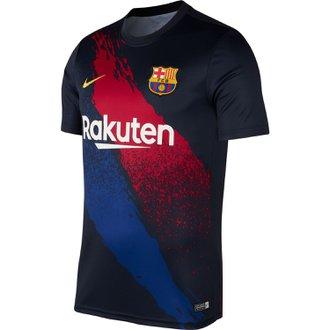 Nike 19-20 FC Barcelona Academy Training Top