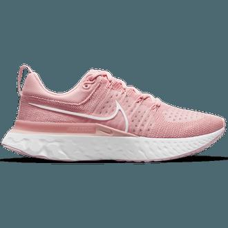 Nike Womens React Infinity Run Flyknit 2