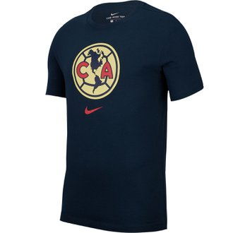Nike Club America Evergreen Crest Tee