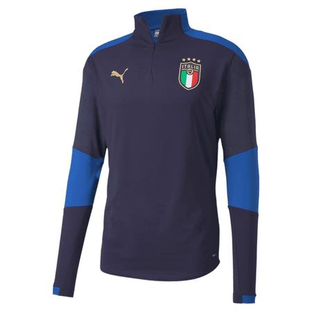 Puma Italy Men's Training 1/4 Zip Training Top