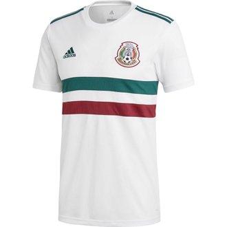 adidas Mexico 2018 World Cup Away Replica Jersey