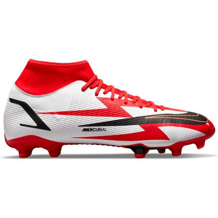 Nike Men's Mercurial Superfly 8 Academy FG MG - CR7 Spark Positivity
