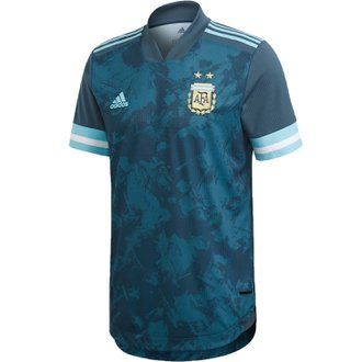 Adidas Argentina Jersey Autentica de Visitante 2020