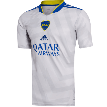 adidas Boca Juniors Away 2021-22 Men's Stadium Jersey