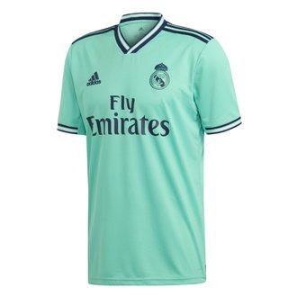 adidas Real Madrid 2019-20 3rd Stadium Jersey