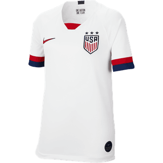 373afa2e95a Nike United States 2019 Home Youth Stadium Jersey