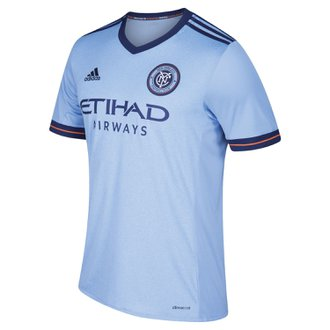 adidas NYCFC Home 2018-19 Youth Primary Jersey